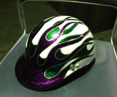 ヘルメット / 半帽