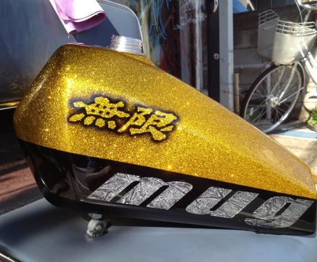 カスタムペイント その他のバイク